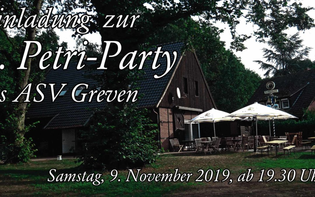 Petriparty 2019